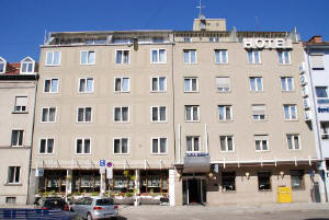 Hotel Pension Munchen Schwabing